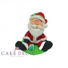 Santa Sitting - Modeling figure