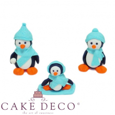 Little Penguins (Set 3) - Modeling figure