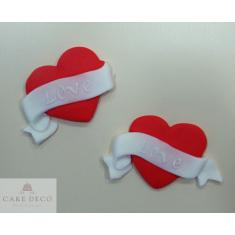 Mini Plaquettes Love Banner