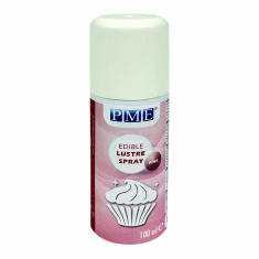 PME Edible Lustre Spray Pink 100ml