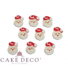 Little Santa face (Set 8pcs)