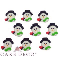 Little snowman face (Set 9)