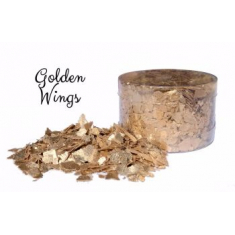 Golden Wings Gold Edible Flakes