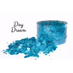 Day Dream Blue Edible Flakes