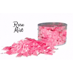 Rose Mist Pink Edible Flakes