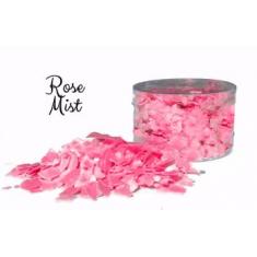 Rose Mist Pink Edible Flakes