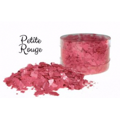 Petit Rouge Rose Edible Flakes