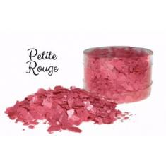 Petit Rouge Rose Edible Flakes