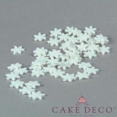 Cake Deco Mini Snowflakes (50pcs)