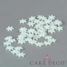 Cake Deco Mini Snowflakes (50pcs)
