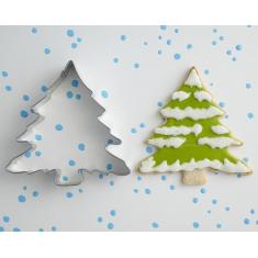 Μεταλλικό Κουπάτ Μπισκότου Χριστουγεννιάτικο Δέντρο