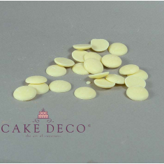 Λευκή Σοκολάτα ICAM Edelweiss σε Σταγόνες 500γρ.