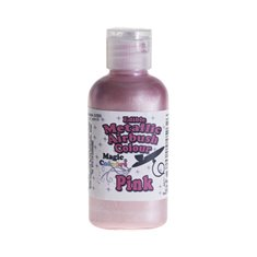 Metallic Airbrush Color by Magic Colours - Pink 55ml