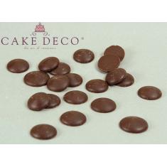 Σοκολάτα Υγείας Έξτρα ICAM Mabel Κακάο 56% σε Σταγόνες 500γρ.