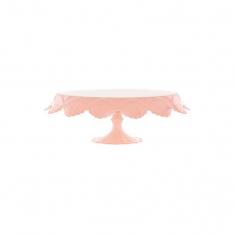Παπιγιόν Μεγάλο Σταντ για τούρτα - Ροζ ø 280 x 120
