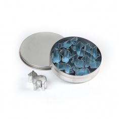 Inox Metal Mini Animals Cutters Set of 10