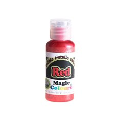 Liquid Metallic Colors by Magic Colours - Red 32ml