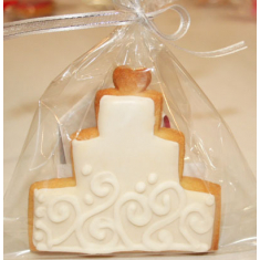 Σακουλάκι Μπισκότου / Cake Pop. 15x20εκ. 750γρ ~250τεμ