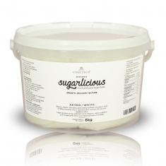 Ζαχαρόπαστα Sugarlicious Λευκό 6κ.