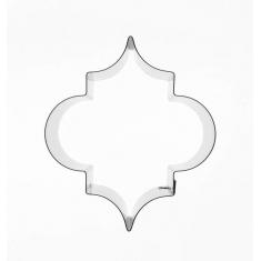 INOX Κουπάτ Αραβικό Ψηφιδωτό Σχέδιο 1 - 4,5 x 4εκ.