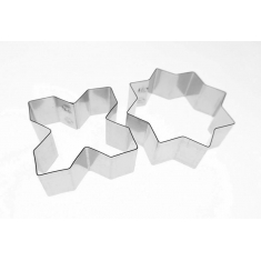 Moroccan Tile Pattern #2 Inox Cutter - 25 x 25mm and 35 x 35mm