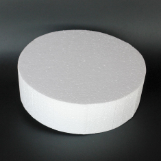 Φελιζόλ για Ψεύτικες τούρτες - Στρογγυλό Ø12xY10εκ