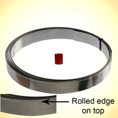 Replacement Tin Strip Coil 10ft for the DIY Cutter kit
