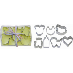 Mini Baby Cutters Set 7 Pc