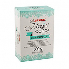Magic Decor Powder Mix for edible Lace 500 gr.