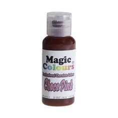 Edible Chocolate Colours from Magic Colours -  Pink 32ml