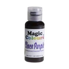 Βρώσιμα Χρώματα Σοκολάτας της Magic Colours - Βιολετί 32ml