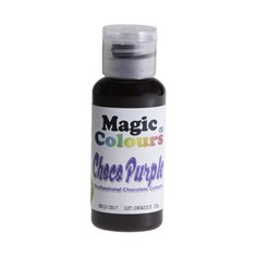 Edible Chocolate Colours from Magic Colours -  Violet 32ml