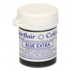 Έξτρα Μπλε Συμπυκνωμένο Βρώσιμο Χρώμα 42γρ της Sugarflair