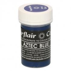 Βαθύ Μπλε των Αζτέκων Συμπυκνωμένο Βρώσιμο Παστέλ Χρώμα 25γρ της Sugarflair