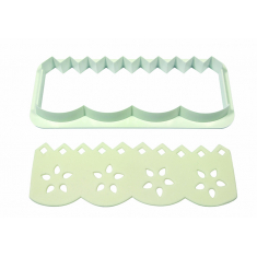 Broderie Anglaise Straight Frill Cutter