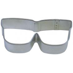 Metallic Cookie Cutter Sunglasses 3,5in