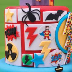 Superhero Cutter Set by FMM