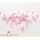 Pearl Pink Choco Pearls 1cm 180g