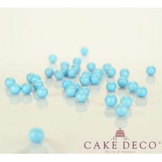 Pearl Light Blue Choco Pearls 1cm 180g