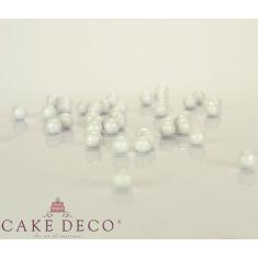 Pearl White Choco Pearls 1cm 180g