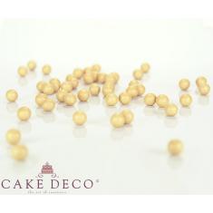 Pearl Champagne Choco Pearls 1cm 180g