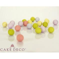 Multicolored  Xtra Large Crunchy Balls 1.8cm 140g