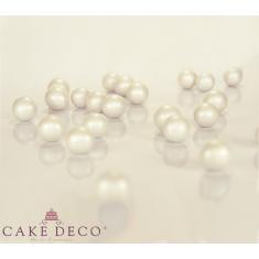 Pearl White Xtra Large  Crunchy Balls 1.8cm 140g