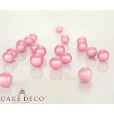 Ροζ Περλέ Μεγάλες Crunchy Πέρλες Δ1,8εκ. 140γρ