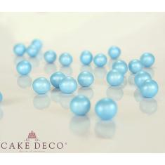 Pearl Light Blue Xtra Large Crunchy Balls 1.8cm 140g