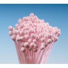 Απλοί Ροζ Μικροί Στρογγυλοί στήμονες της Hamilworth για βρώσιμα λουλούδια 288τεμ.