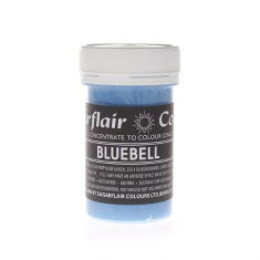 Λιλά Καμπανούλας Συμπυκνωμένο Βρώσιμο Παστέλ Χρώμα 25γρ της Sugarflair