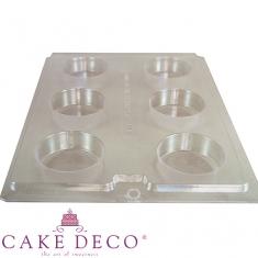 Πλαστικό Καλούπι για OREO Cookies
