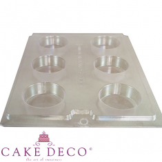 Oreo Cookie Polyester Mold