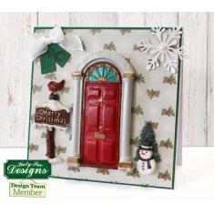 Αγγλική Πόρτα - Καλούπι Σιλικόνης της Katy Sue (Classic Door)